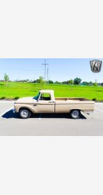 1966 Ford F100 for sale 101191837