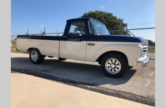 1966 Ford F100 for sale 101211387