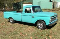 1966 Ford F100 2WD Regular Cab for sale 101219903