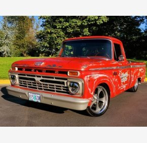 1966 Ford F100 for sale 101220395