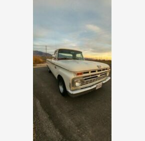 1966 Ford F100 for sale 101225286