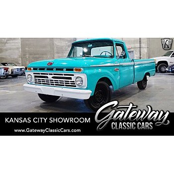 1966 Ford F100 for sale 101262223