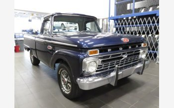 1966 Ford F100 2WD Regular Cab for sale 101278978