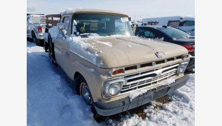 1966 Ford F100 for sale 101287916
