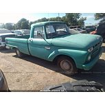 1966 Ford F100 for sale 101288693