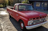 1966 Ford F100 2WD Regular Cab for sale 101296381