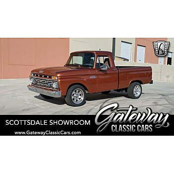 1966 Ford F100 for sale 101306119
