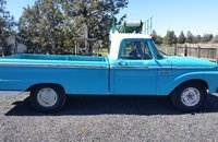 1966 Ford F100 2WD Regular Cab for sale 101326650