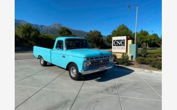 1966 Ford F100 for sale 101335402