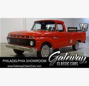 1966 Ford F100 for sale 101339220