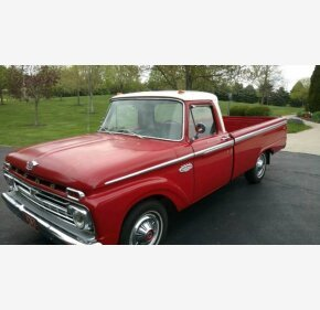 1966 Ford F100 for sale 101358375