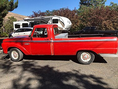 1966 Ford F100 for sale 101362006
