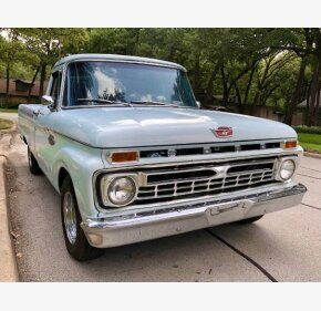 1966 Ford F100 for sale 101387676
