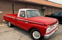 1966 Ford F100 2WD Regular Cab for sale 101390105