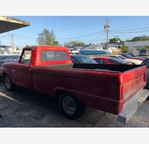 1966 Ford F100 for sale 101390307