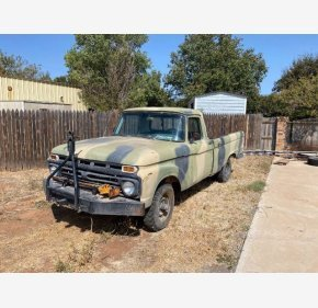 1966 Ford F100 for sale 101392281
