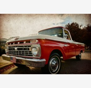 1966 Ford F100 for sale 101397358