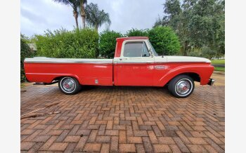 1966 Ford F100 for sale 101404729