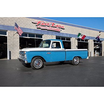 1966 Ford F100 for sale 101423925