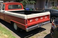 1966 Ford F100 2WD Regular Cab for sale 101430271