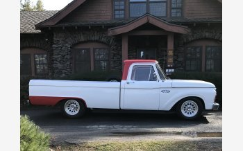 1966 Ford F100 2WD Regular Cab for sale 101510465