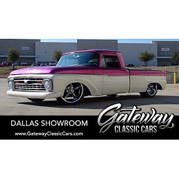 1966 Ford F100 for sale 101512879