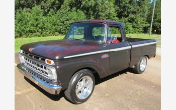 1966 Ford F100 for sale 101612207