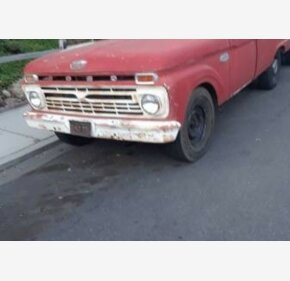 1966 Ford F250 for sale 101018137