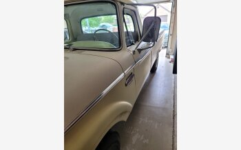 1966 Ford F250 Camper Special for sale 101550185