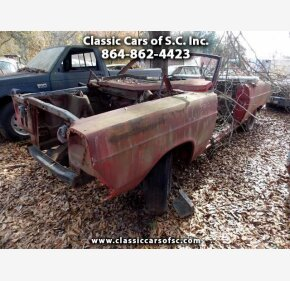 1966 Ford Fairlane for sale 101433272