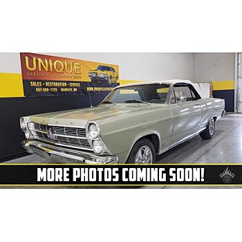 1966 Ford Fairlane for sale 101502066