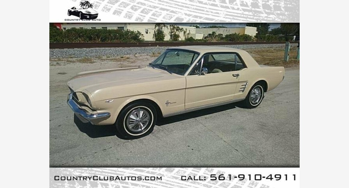 1966 Ford Mustang for sale 100973802
