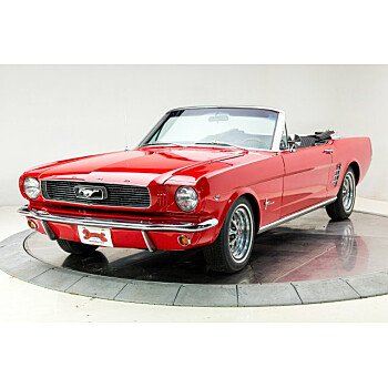 1966 Ford Mustang for sale 101068189