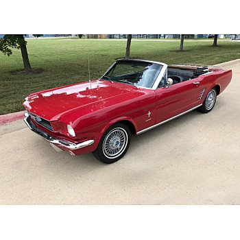 1966 Ford Mustang for sale 101081843