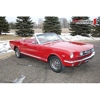 1966 Ford Mustang for sale 101081973