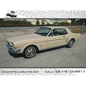 1966 Ford Mustang for sale 101088632
