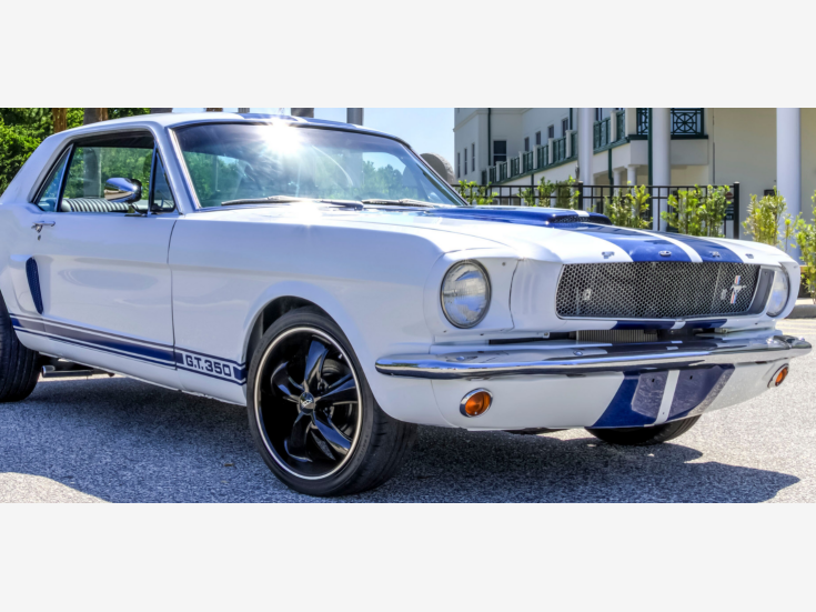 1966 Ford Mustang Shelby GT350 Coupe for sale near Palm