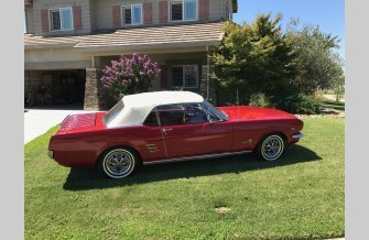 1966 Ford Mustang Convertible for sale 100990680