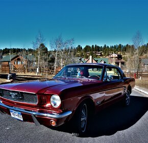 1966 Ford Mustang Coupe for sale 100993474