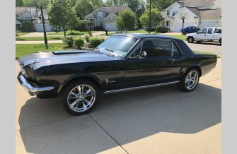 1966 Ford Mustang Coupe for sale 100994466