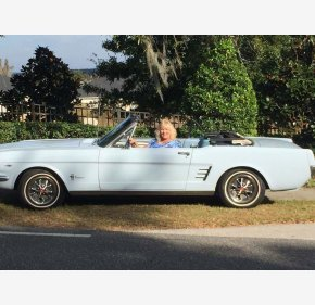 1966 Ford Mustang Convertible for sale 101108812