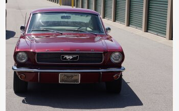 1966 Ford Mustang Fastback for sale 101151924