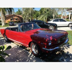 1966 Ford Mustang Convertible for sale 101175861