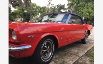 1966 Ford Mustang Convertible for sale 101188549