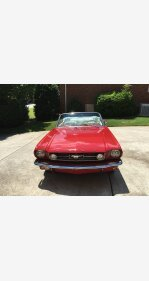 1966 Ford Mustang GT Convertible for sale 101193998