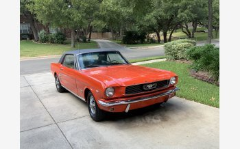 1966 Ford Mustang Coupe for sale 101200195
