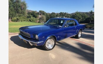 1966 Ford Mustang Coupe for sale 101200589