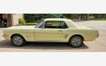 1966 Ford Mustang Coupe for sale 101221892