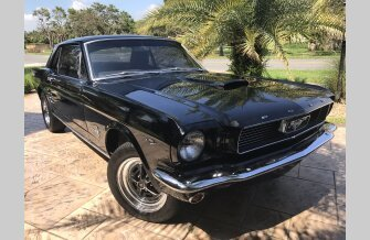 1966 Ford Mustang Coupe for sale 101241896