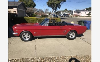 1966 Ford Mustang Convertible for sale 101278256
